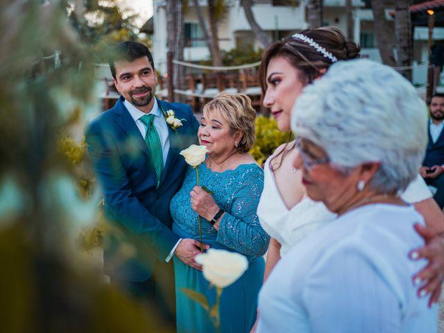 La boda de Fernando y Carmen en Playa del Carmen, Quintana Roo 76
