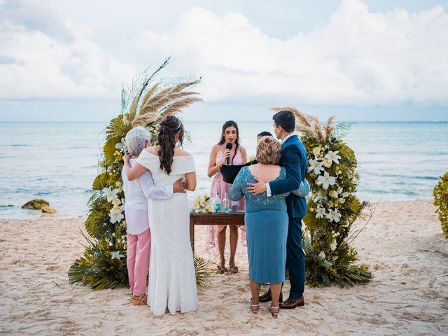 La boda de Fernando y Carmen en Playa del Carmen, Quintana Roo 77