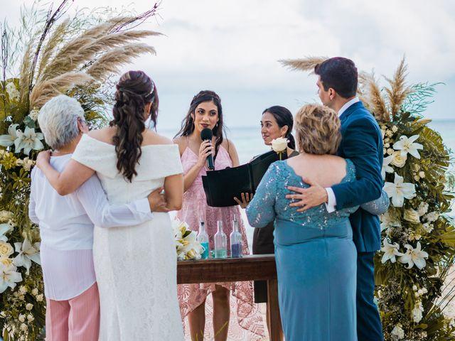 La boda de Fernando y Carmen en Playa del Carmen, Quintana Roo 78