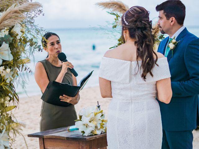 La boda de Fernando y Carmen en Playa del Carmen, Quintana Roo 79
