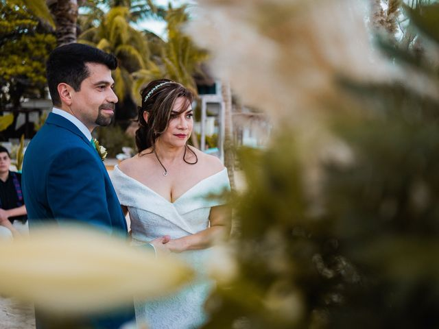 La boda de Fernando y Carmen en Playa del Carmen, Quintana Roo 80