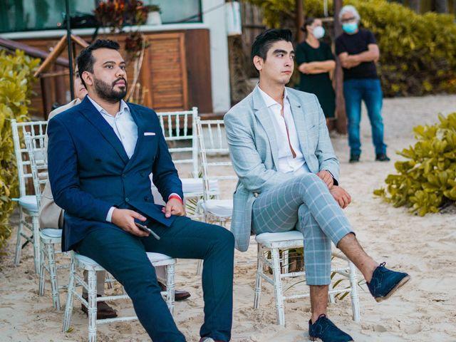 La boda de Fernando y Carmen en Playa del Carmen, Quintana Roo 81