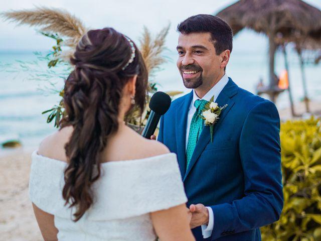 La boda de Fernando y Carmen en Playa del Carmen, Quintana Roo 82