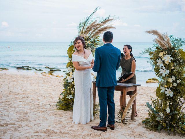 La boda de Fernando y Carmen en Playa del Carmen, Quintana Roo 85