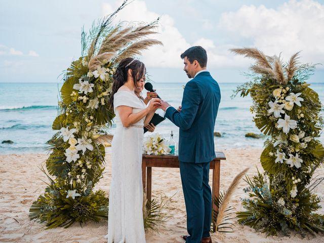 La boda de Fernando y Carmen en Playa del Carmen, Quintana Roo 88