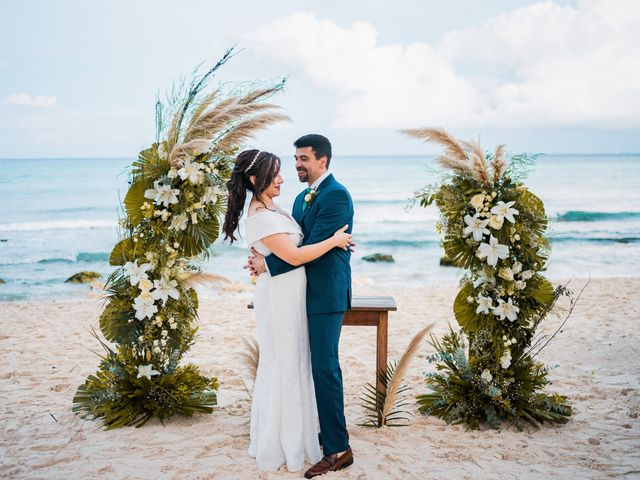 La boda de Fernando y Carmen en Playa del Carmen, Quintana Roo 92
