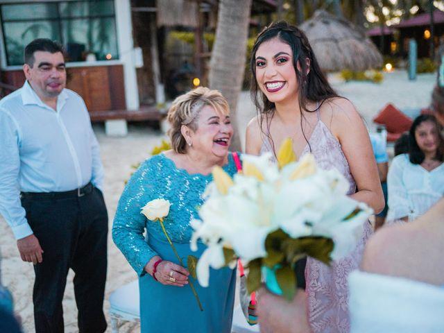 La boda de Fernando y Carmen en Playa del Carmen, Quintana Roo 96