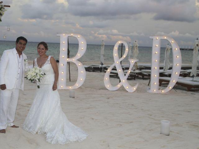 La boda de Bety y Dany
