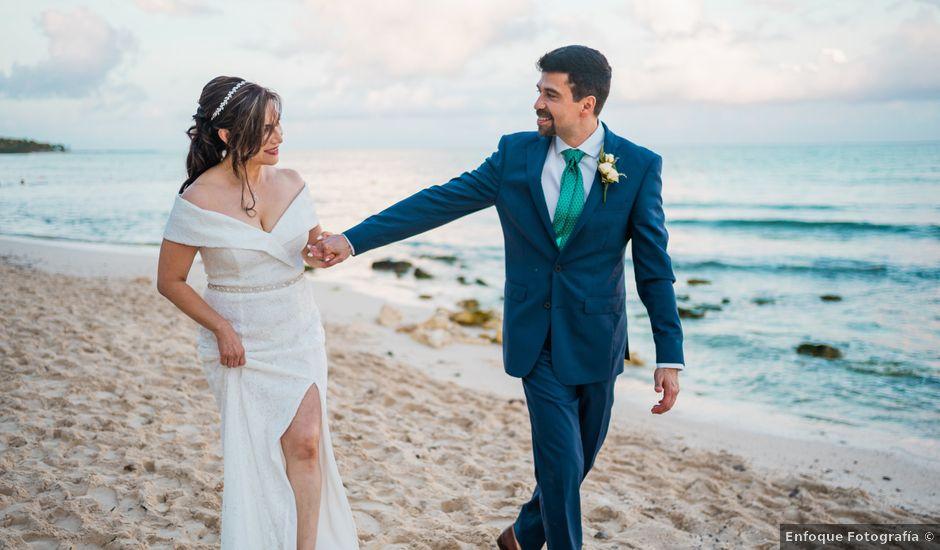 La boda de Fernando y Carmen en Playa del Carmen, Quintana Roo