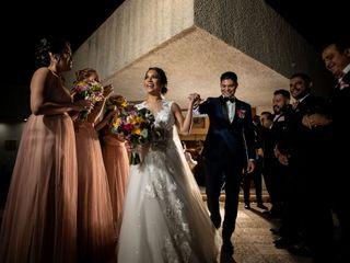 La boda de Paulina y Javier