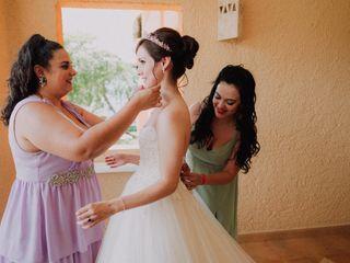 La boda de Jessica  y Karol Alejandro 1