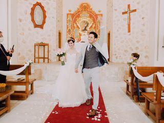 La boda de Jessica  y Karol Alejandro 2