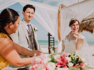 La boda de Jessica  y Karol Alejandro 3