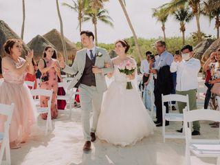 La boda de Jessica  y Karol Alejandro