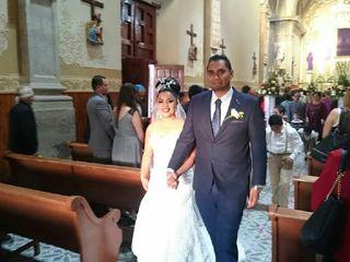 La boda de Diana y Benjamin
