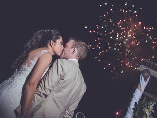 La boda de Thalia  y Scott  2