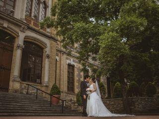 La boda de Brisa y Luis