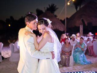La boda de Fernanda y Alex 1