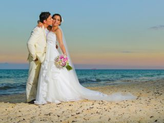 La boda de Fernanda y Alex