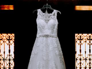 La boda de Miranda y Caleb 1