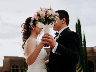 La boda de Miranda y Caleb