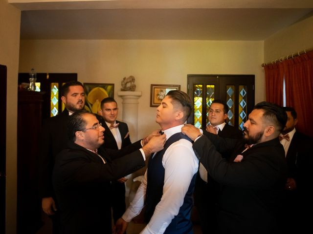 La boda de Javier y Paulina en Cancún, Quintana Roo 8