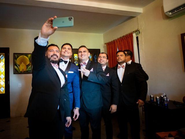 La boda de Javier y Paulina en Cancún, Quintana Roo 10