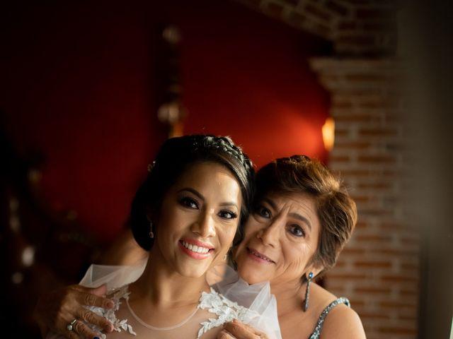 La boda de Javier y Paulina en Cancún, Quintana Roo 11