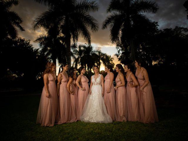 La boda de Javier y Paulina en Cancún, Quintana Roo 12
