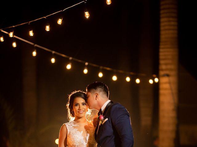 La boda de Javier y Paulina en Cancún, Quintana Roo 2