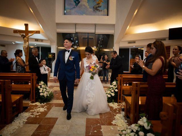 La boda de Javier y Paulina en Cancún, Quintana Roo 25