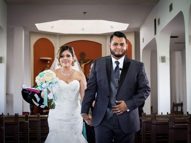 La boda de Belem y Samuel