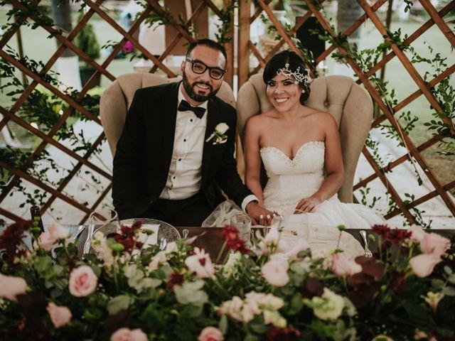 La boda de Claudia y Juan