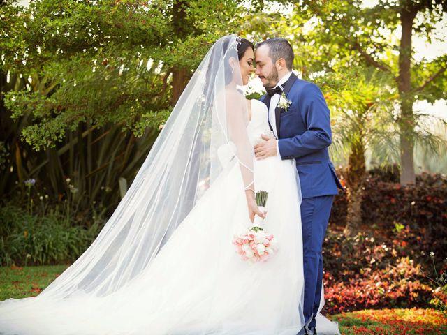 La boda de Melody y Joel