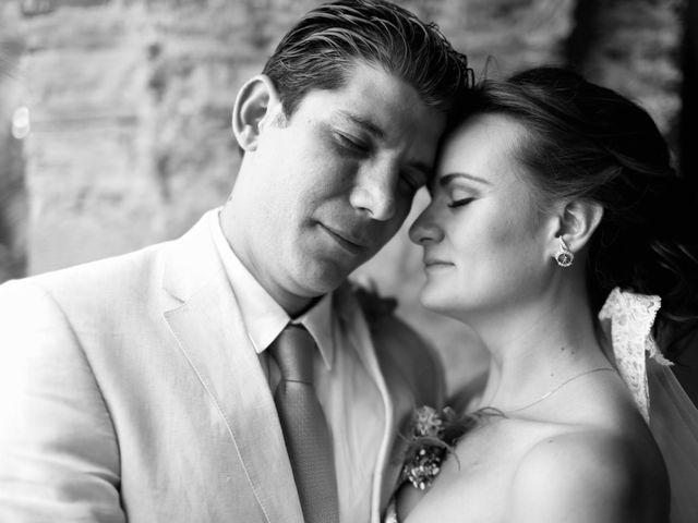 La boda de Aida y Fabrizio