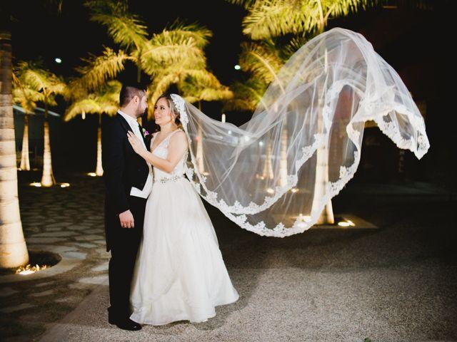 La boda de Barbara y Adolfo