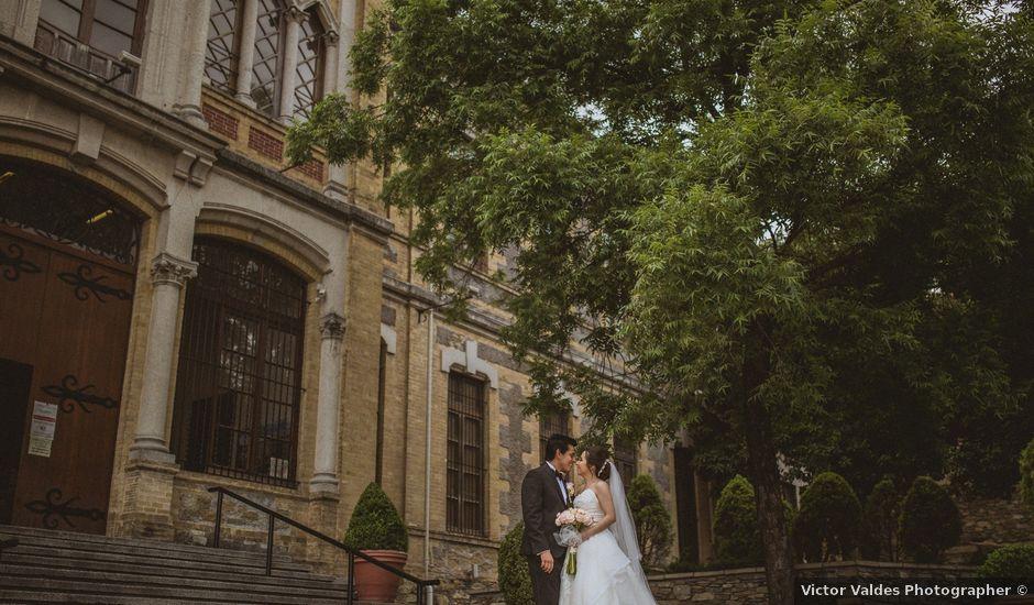 La boda de Luis y Brisa en Santiago, Nuevo León