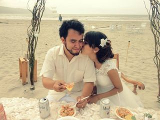 La boda de Amauri y Sarahi