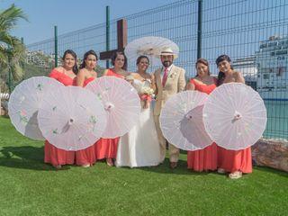 La boda de Nadia y José Carlos 1