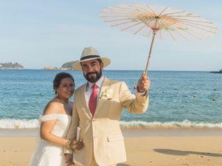 La boda de Nadia y José Carlos