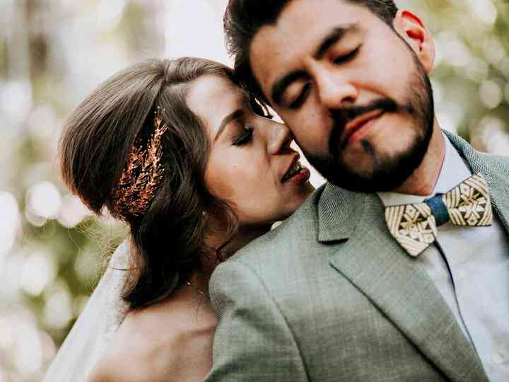 La boda de Nadine y Fernando