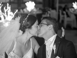 La boda de Claudia y Alan