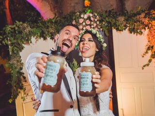 La boda de Ani y Alex