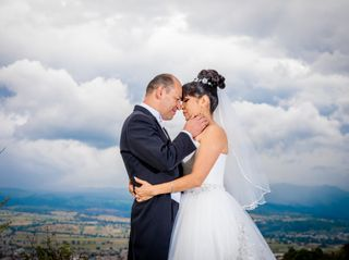 La boda de Alicia y Raúl