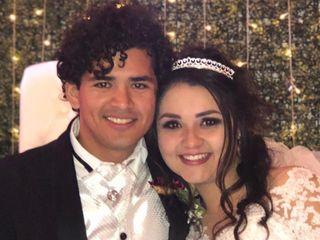 La boda de Socorro y Joshua