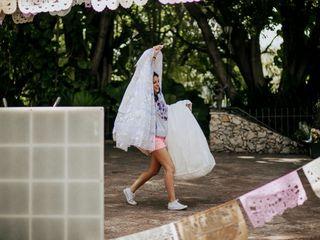 La boda de Nadine y Fernando 1