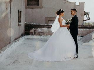 La boda de Jazmin y Edgar