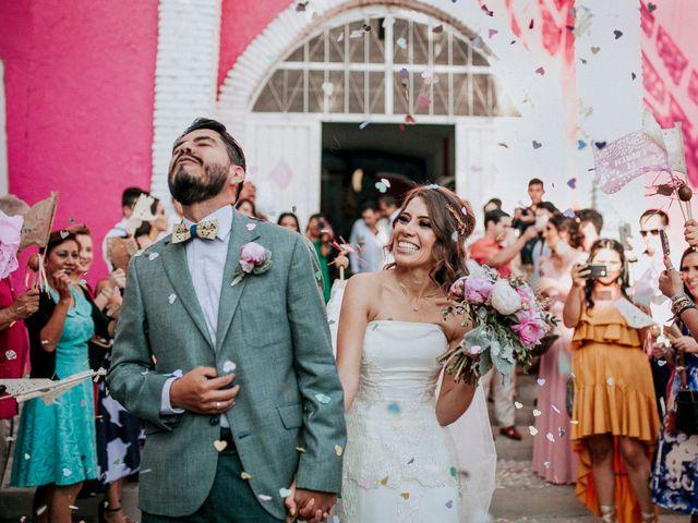 La boda de Fernando y Nadine en Chiapa de Corzo, Chiapas 23