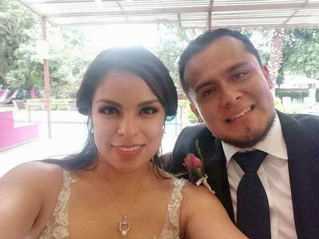 La boda de Lore y Omar