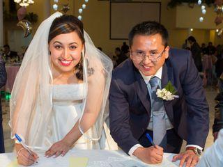 La boda de Gissel y Carlos